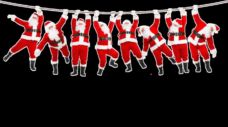 Corde de père Noël